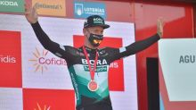 Ackermann wins Vuelta stage 9 after Bennett relegated, Carapaz still leads