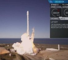 SpaceX Successfully Launches 10 Satellites Into Space
