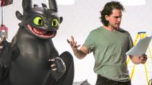 Watch the voice cast of 'How to Train Your Dragon' work its magic in the sound booth