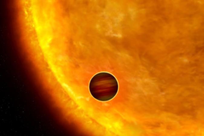 Reuters/NASA/ESA/G. Bacon