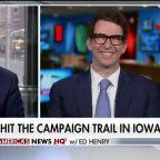 2020 Democrats hit the campaign trail in Iowa