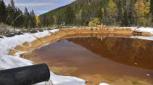Aguas contaminadas, legado perdurable de la minería en EEUU