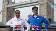 Kenenisa Bekele targeting world-record time in London Marathon