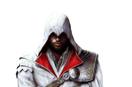 Soulcalibur V launches on January 31, 2012; Ezio sneaks into the game