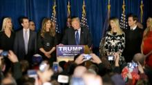 Donald Trump wins the New Hampshire Republican primary