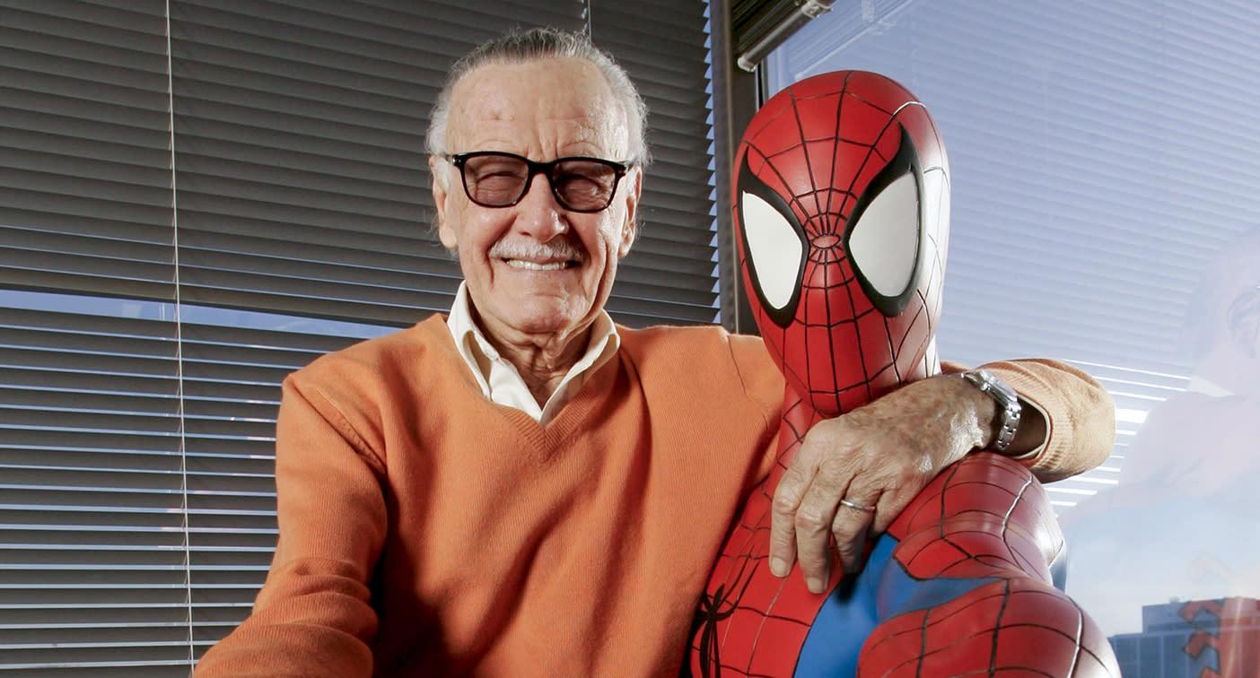 Marvel Comics co-creator Stan Lee dies aged 95