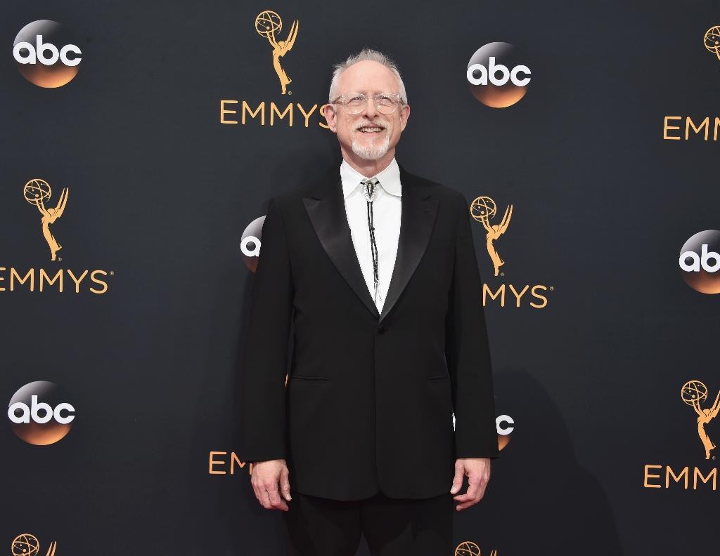 """""""Building the Wall,"""" was written by Robert Schenkkan, pictured in 2016, who co-wrote the screenplay for the Oscar-nominated movie """"Hacksaw Ridge"""""""