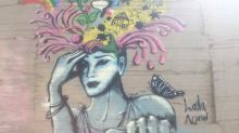 WATCH: Women's Rights, ISIS, and Freedom: Jordanian Street Art Expresses Its Frustration