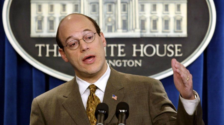 After 1M deaths in Iraq, spokesman defends Bush
