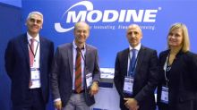 Modine Presents ECO-Branded Coolers At SIFA