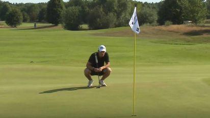 Golf: Deutscher triumphiert in Berlin