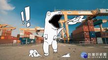 「厭世動物園」首支動畫短片 超狂動物插畫融入高雄