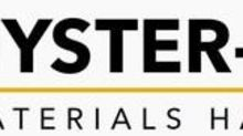 Hyster-Yale Materials Handling, Inc. Announces Appointment Of Rajiv Prasad As President