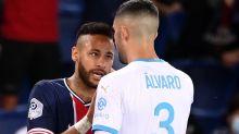 Incidents lors de PSG-OM : pas de sanction contre Neymar et Alvaro Gonzalez