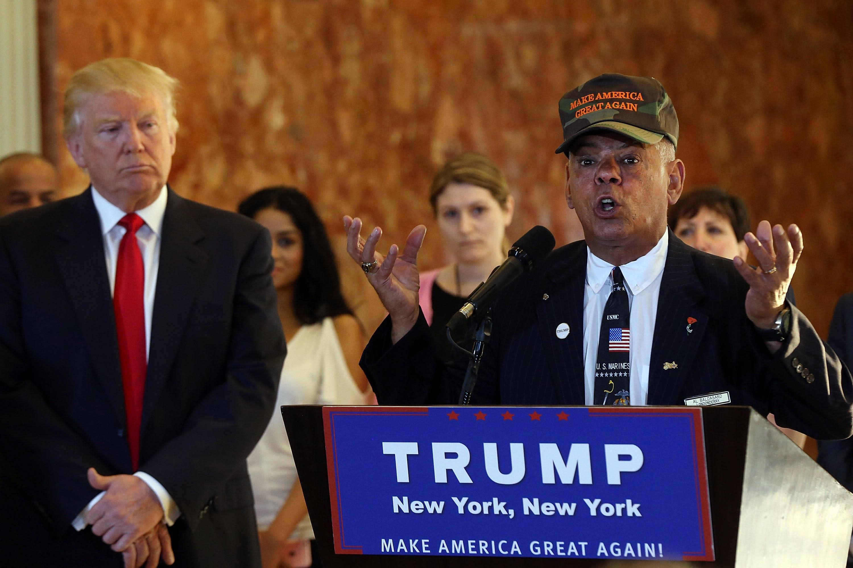 Donald Trump's Veterans Advisor Says Hillary Clinton Should Be 'Shot For Treason'