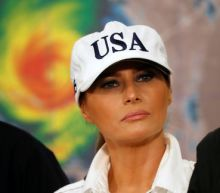 U.S. first lady's plane lands safely after smoke filled cabin