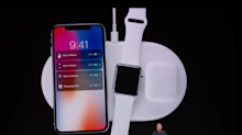 Report says Apple's wireless charging pad designed to simultaneously charge your iPhone, Apple Watch, and AirPods will launch next month (AAPL)