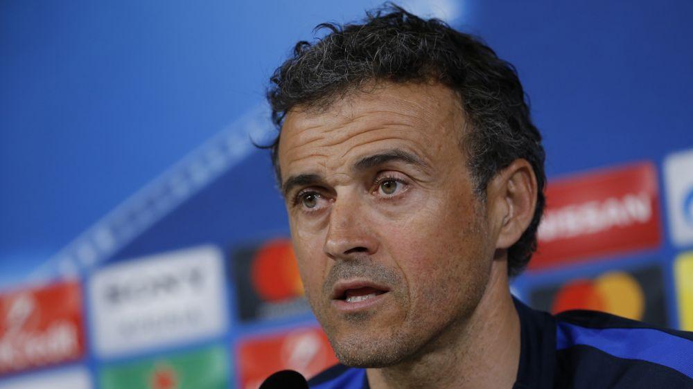 """Barcelona-Coach Enrique: """"Wir haben nichts zu verlieren"""""""