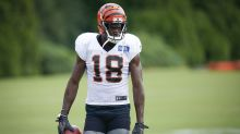 2020 Fantasy Football Week 1 Busts: The A.J. Green comeback tour won't start against Chargers