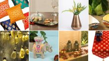 10 festive essentials for a living room makeover under Rs 10,000