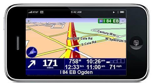 TomTom speaks up about iPhone situation