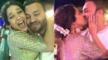 Ankita Lokhande Kisses Boyfriend Vicky Jain At A Wedding; Lovebirds Dance The Night Away