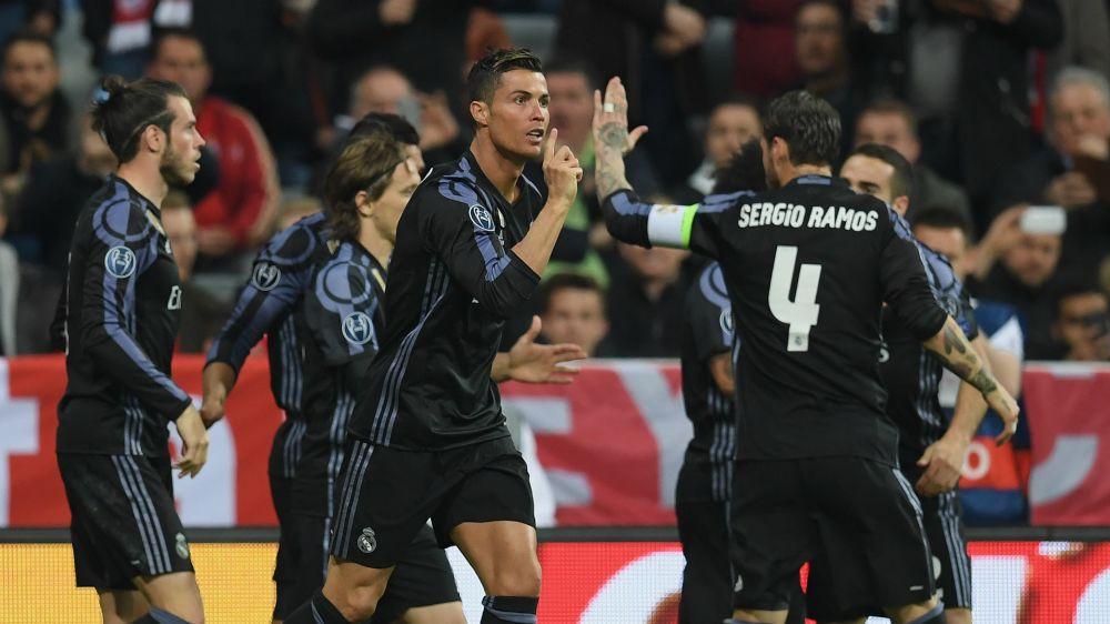 El Real Madrid tiene ya la mitad de los deberes hechos