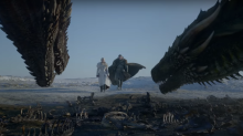 Here there be dragons — and death! 'Game of Thrones' final season trailer brings ultimate war to Westeros