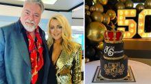 Inside Kyle Sandilands' lavish 50th birthday yacht party