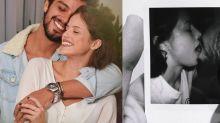 Agatha Moreira se declara para Rodrigo Simas: 'Meta de relacionamento'