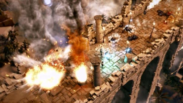 Joystiq Streams: Raiding Lara Croft & The Temple of Osiris [Show's over!]