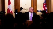 'I have a pretty thick skin,' says Doug Ford ahead of meeting with Trudeau