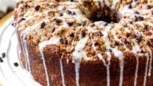The 54 Most Delish Coffee Cakes