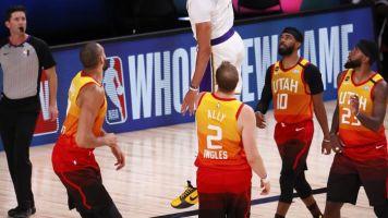 Davis rescata a Lakers; Porter Jr. a Nuggets; Raptors vuelven a ganar