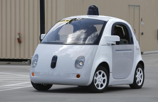California U-turns, DMV releases self-driving car crash data