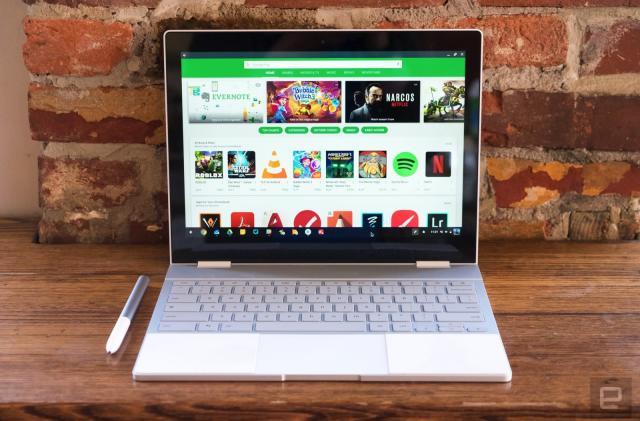 Chrome OS update makes installing Linux apps easier