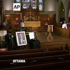 Canada honors Duke with memorial and gun salute