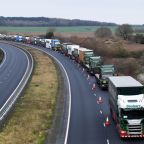 No-deal Brexit risks creating London-Dover traffic jam - freight company DSV