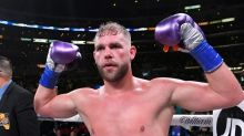 Saunders fury over 'phone box' ring for Canelo bout