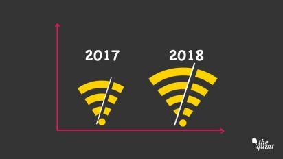 Internet Shutdown: 2018 the Worst Year Already, Reveals RTI