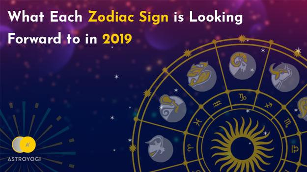 What Each Zodiac Sign Can Expect In 2019