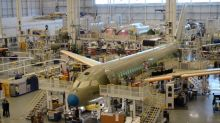 Air France-KLM buys smallest Airbus, retires largest