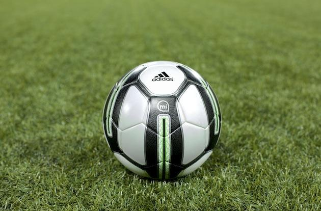 Improve your skills with Adidas' miCoach Smart Ball