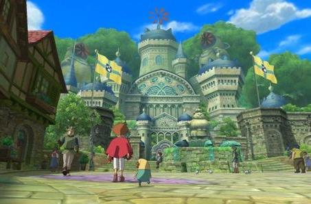 Tour the 'Another World' of Ni no Kuni in a new trailer