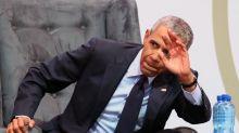 Barack Obama rend hommage aux Bleus, depuis l'Afrique du Sud