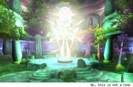 Know Your Lore: Of Elune, naaru, and night elves