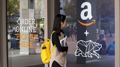 Amazon dominates teens' online shopping habits