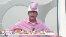 Após vitória do Timão contra Palmeiras, Neto posta foto de Peppa