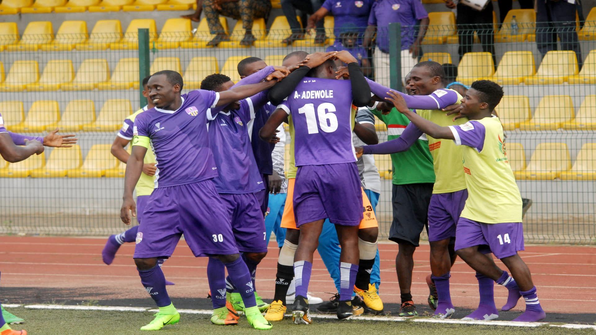 Tony Bolus: MFM unveil new coach to replace Fidelis Ilechukwu - Yahoo Sports