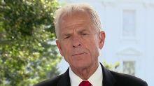 Peter Navarro comments on China backing Biden, coronavirus pandemic